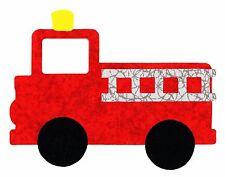 Sizzix Bigz L Fire Truck die #658100 Retail $29.99 SO FUN, Applique!!