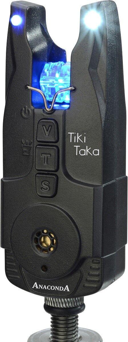 SÄNGER ANACONDA Tiki Taka 4er Funkset Bissanzeiger 4+1 by TACKLE-DEALS