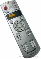 Panasonic N2qayb000154 Remote For Pt-f100u Pt-f200u Lcd Projectors Us Seller
