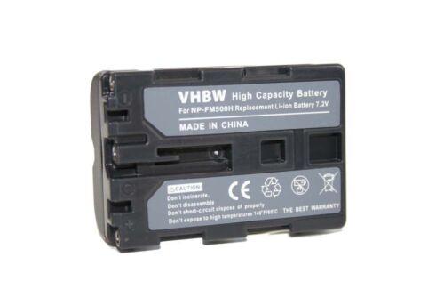 Original VHBW ® batería para Sony Alpha DSLR d-SLR a900 a-900 accu Aku