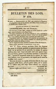 1837-French-Law-which-for-the-payment-of-the-5th-term-of-the-claim-of-the-USA