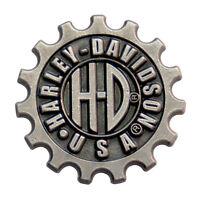Harley Davidson Rare Gear Harley Pin