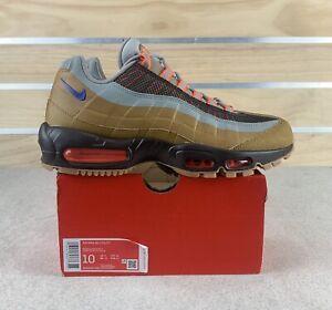 Trampolín castillo becerro  Nike Air Mac 95 Utility Ridgerock Gray Retro Shoes BQ5616 200 New Men's Sz  10 | eBay
