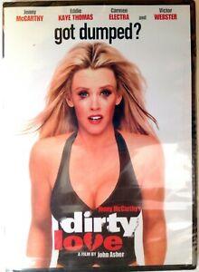 DIRTY-LOVE-DVD-2005-Jenny-McCarthy-Eddie-Kaye-Thomas-NTSC-Region-1