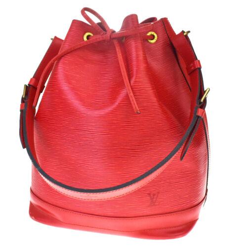 Auth LOUIS VUITTON Noe GM Drawstring Shoulder Bag