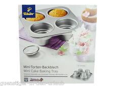 TCM Tchibo Mini Torten Backform Springform Backblech Kuchen 2stöckige Torten