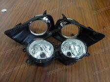 Driving Fog Lights + Covers Kits for Toyota Land Cruiser Prado FJ150 2010-2014