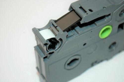 Beschriftungsband Brother P-touch original TZe-145 neu TZE145 wß//klar 18mm 18m