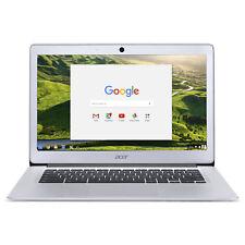 "Acer Chromebook 14 Laptop 14"" Celeron N3060 2GB 32GB SSD Chrome OS CB3-431-C31R"