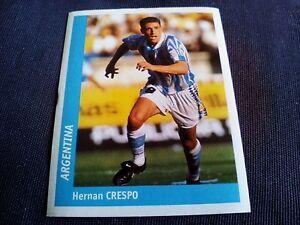 Figurina-Ds-Sticker-France-98-n-340-HERNAN-CRESPO-ARGENTINA-World-Cup