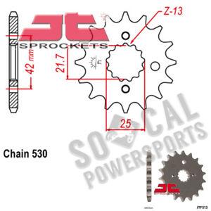 Pro-tek Suzuki Bandit GSF-1250S//SA Sprocket 530 Pitch 16T 2007 2008 2009 2010 2011 2012 GSF1250S SA GSF 1250 S SA 16T