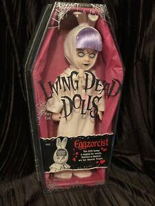 Living-Dead-Dolls-Eggzorcist-13th-Anniversary-LDD-Eggy-Doll-Mezco-sullenToys