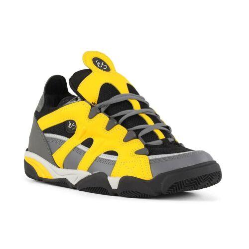 ES Scheme Shoes-Gris//Noir//Jaune