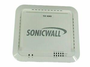 Sonicwall-TZ100-Wireless-Security-Appliance-VPN-Firewall-Network-APL22-07F