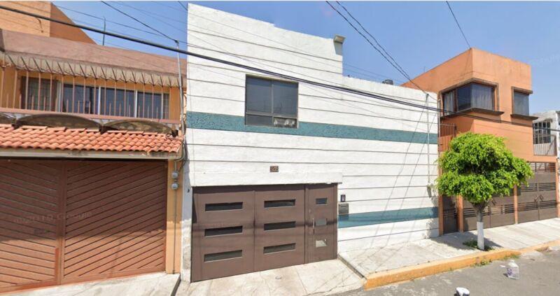 Casa en Nuevas Vallejo CDMX