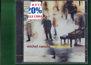 MICHEL-CAMILO-RENDEZVOUS-CD-NUOVO-SIGILLATO