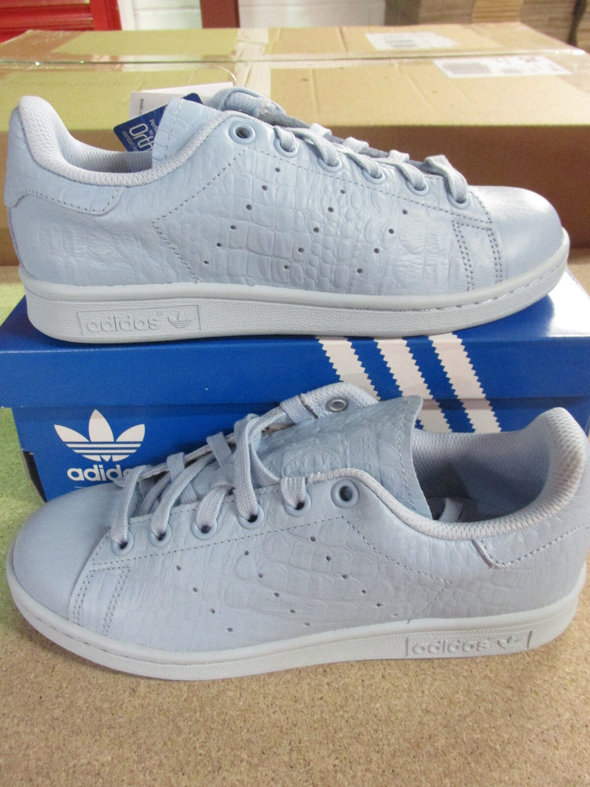 Adidas Originals Stan Smith W womens Trainers BB3713 Sneakers shoes