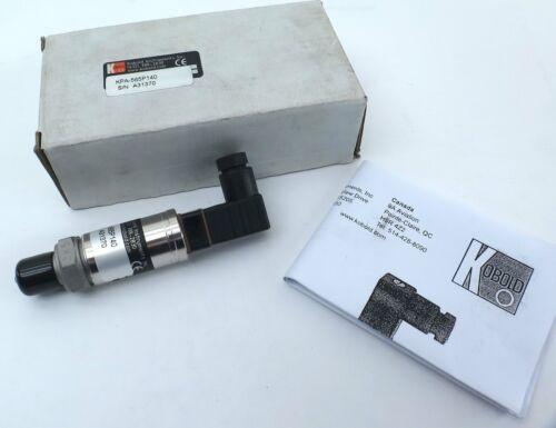 Kobold Pressure Sensor KPA-565P140