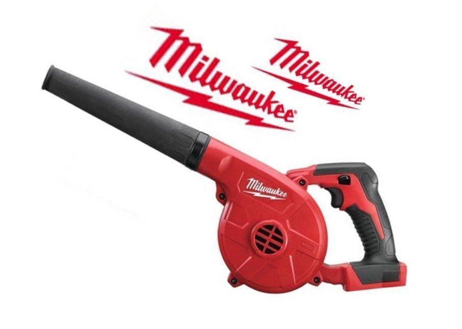 MILWAUKEE Blower Cordless M18 BBL BBL BBL 18V Tool Ventilator Air Fan Power Tools_iU 0492f3