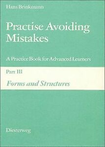 Practise-Avoiding-Mistakes-A-Practice-Book-for-Advanced-Buch-Zustand-gut