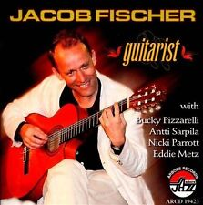 Jacob Fischer   Guitarist  (CD, May-2012, Arbors Records)  SEALED!