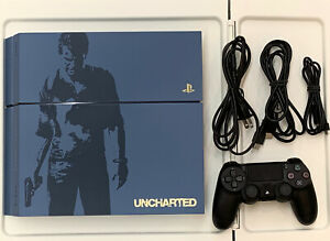 Sony Playstation 4 Uncharted 4 Limited Edition 6 72 Firmware Ps4