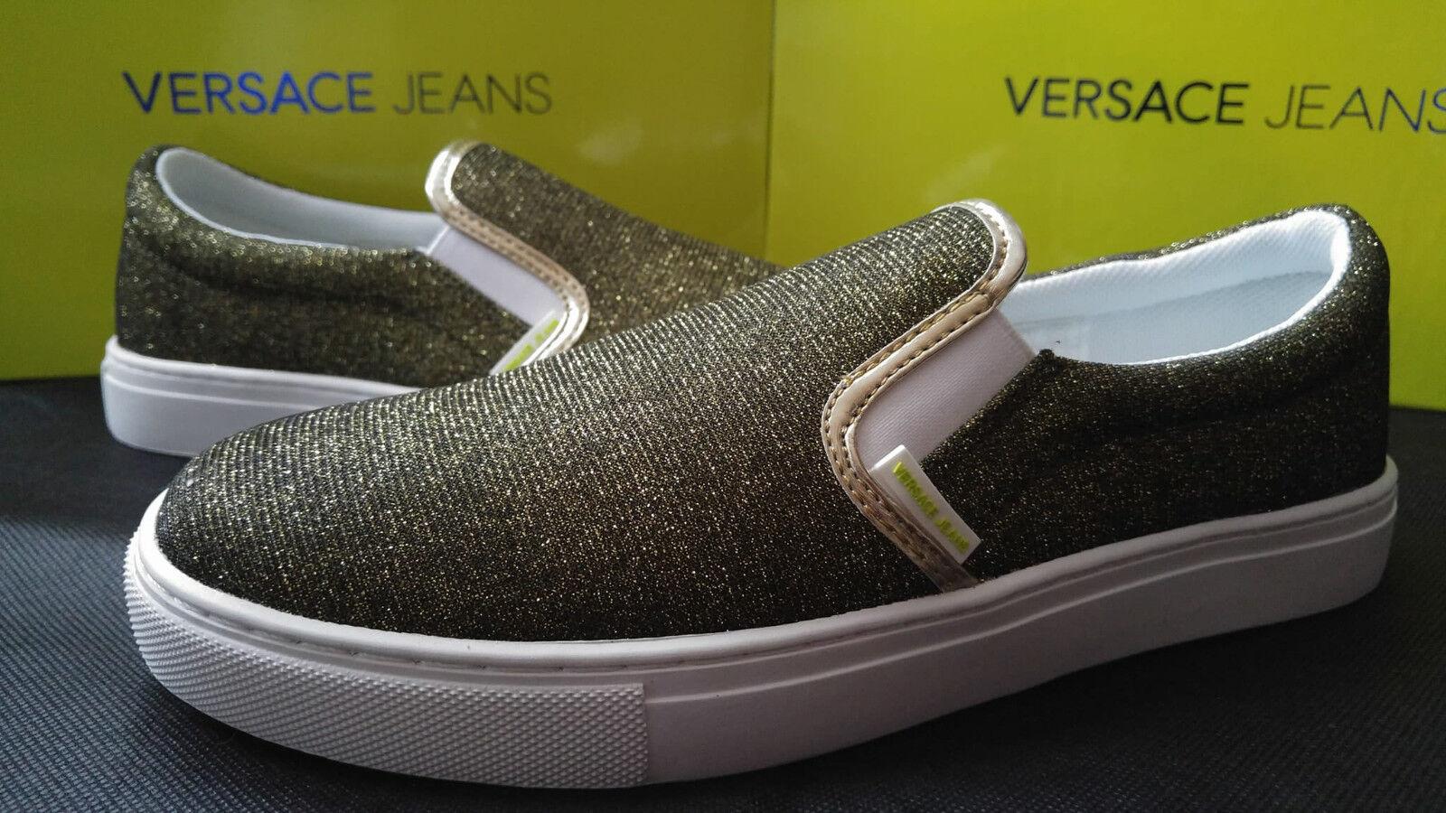 Versace Jeans Damens's slip-on Größe 38EU