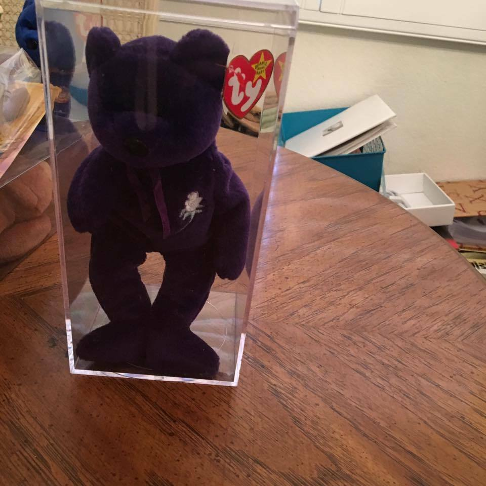 Princess Diana Beanie Baby (1997 Rare Edition) Mint Condition and Still in Box
