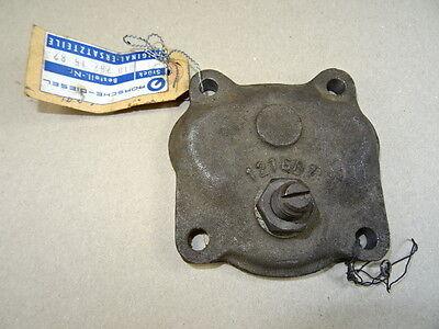 1490003155205 Für Porsche Diesel Traktor GRANIT Hupenknopf im Armaturenbrett