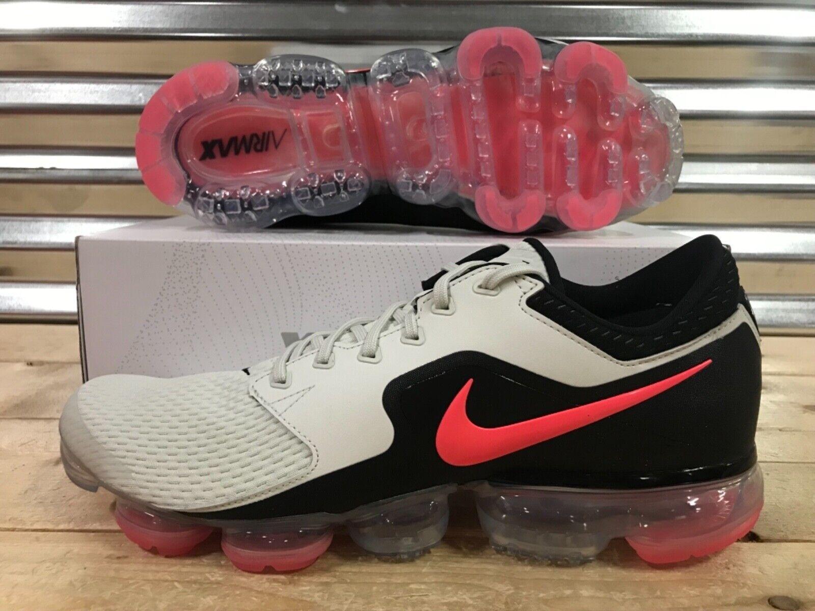Nike Air Vapormax Running shoes Light Bone Hot Punch SZ 13 ( AH9046-001 )