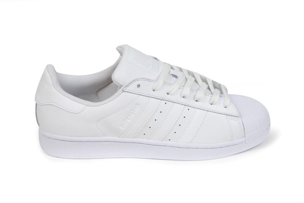 Adidas Originals Superstar Foundation en blancoo B27136 Envío Gratis Nuevo Y En Caja