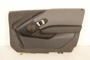 BMW-i3-i01-2017-LHD-FRONT-RIGHT-DOOR-CARD-TRIM-COVER-PANEL-7326646