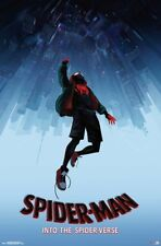 SPIDER-MAN - SPIDER-VERSE - FALLING POSTER - 22x34 - MOVIE 17117