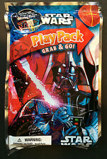Star Wars Collector Play Pack Grab Go Darth Vader Party Favor Gift Travel Fun