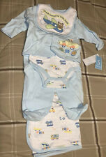Mississippi State University MSU Bulldogs Baby Bodysuit Creeper 6-9 Month mo NWT