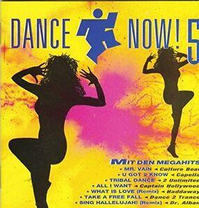 Dance-Now-5-1993-Culture-Beat-Capella-2-Unlimited-Haddaway-Dance-2-CD