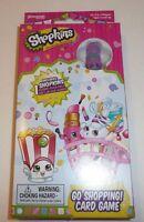 Shopkins Go Shopping Card Game With Exclusive Figure - Super Lash - Pressman