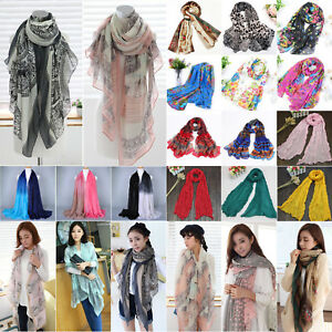 Women-Chiffon-Voile-Silk-Scarves-Long-Shawl-Ladies-Soft-Stole-Scarf-Wrap-Fashion