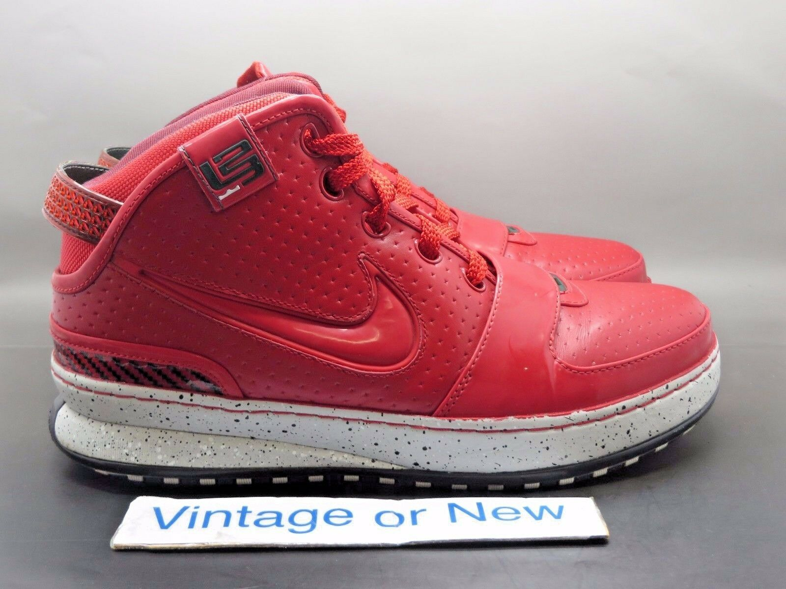 Nike Zoom LeBron VI 6 Big Apple 2009 sz 8