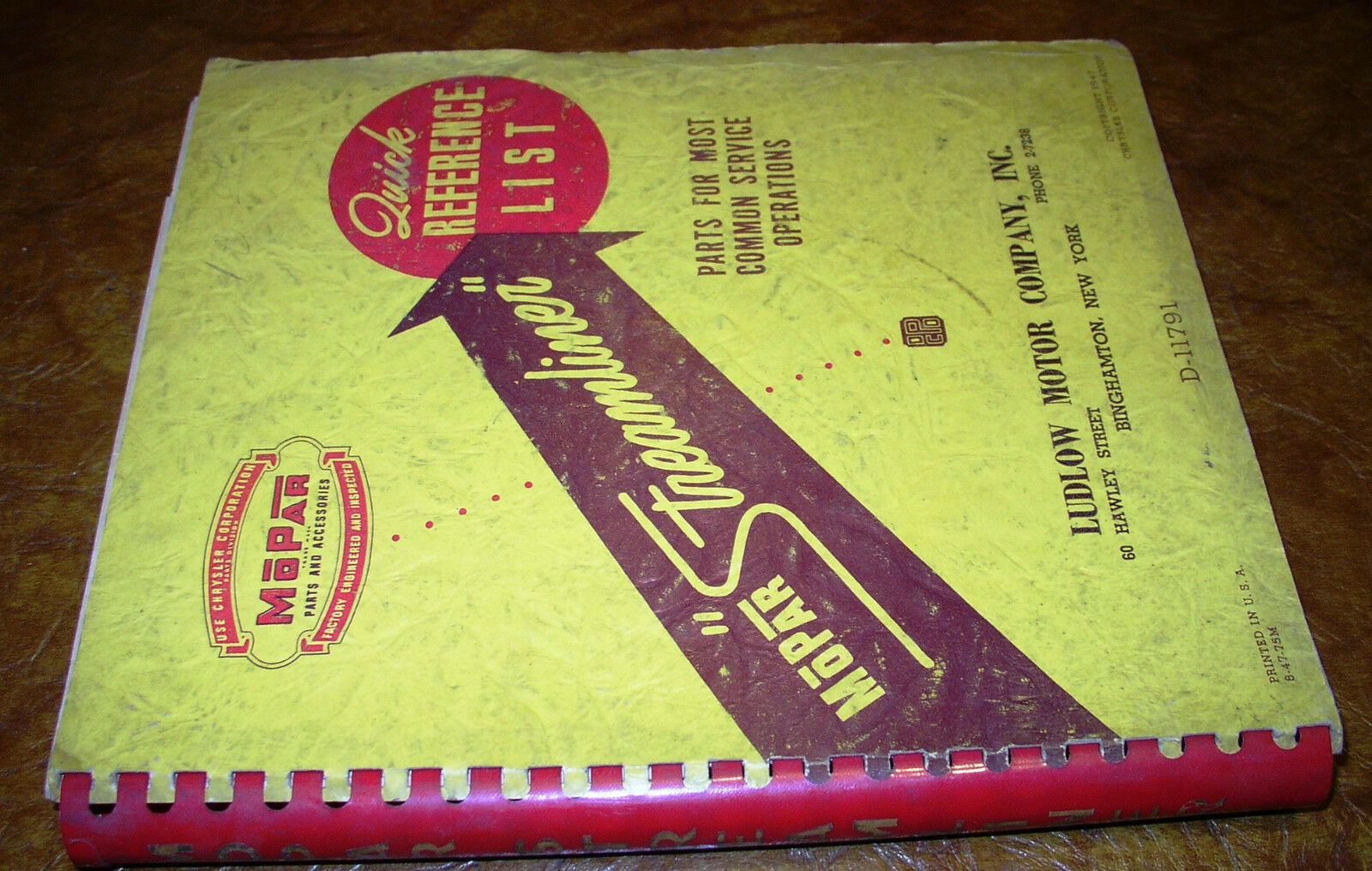 Wondrous Plymouth Desoto Chrysler 1936 1937 1939 1940 1946 1947 Parts Manual Wiring Cloud Hisonuggs Outletorg