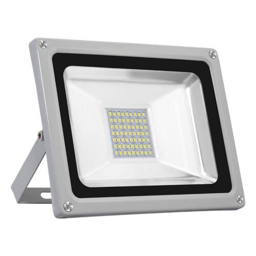 10x30W 12V LED Fluter Außen Sicherheit Garten Lampe Strahler Flutlicht IP65 Weiß