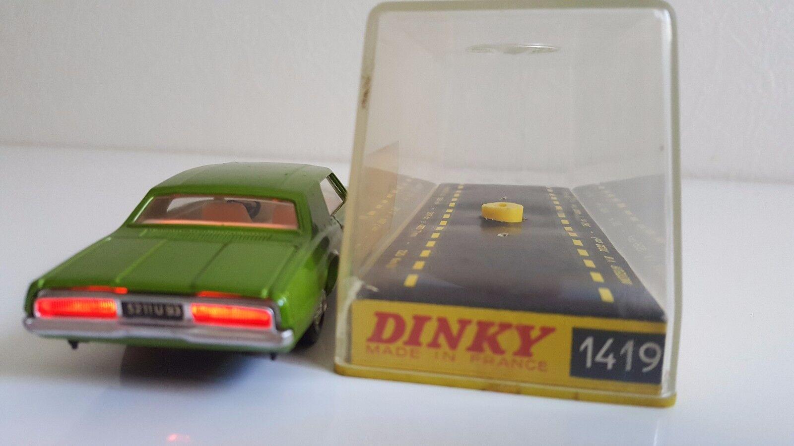 Dinky Toys - 1419 - Ford Thunderbird Coupé en boîte d'origine N Mib