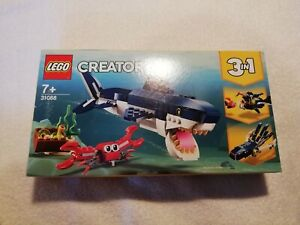 Lego Creator 3 in 1- Deep Sea Creatures- (31088)- Brand New,Sealed,Never Opened.