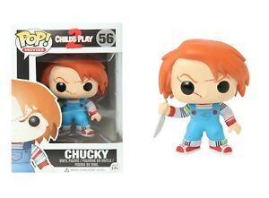 Funko-Pop-Movies-Child-039-s-Play-2-Chucky-Vinyl-Figure-Item-3362
