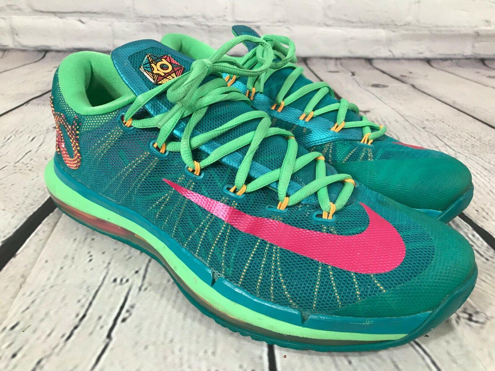 Nike KD Hero VI 6 Elite Green Vivid