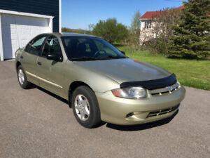 2003 Chevrolet Cavalier VLX