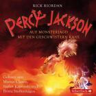 Percy Jackson - Auf Monsterjagd mit den Geschwistern Kane von Rick Riordan (2017)