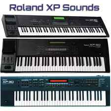 Roland XP-30, XP-50, XP-60, XP-80 - Largest Sound Collection