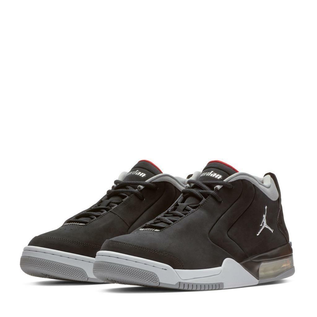 Nike Jordan Big Fund BV6273 001 Nuback Mens shoes