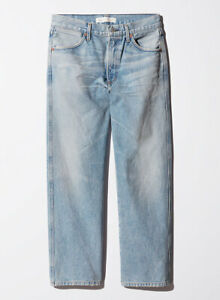 CITIZENS-OF-HUMANITY-WILFRED-LIV-HIGH-RISE-STRAIGHT-CROP-JEANS-USED-BLUE-24-NEW
